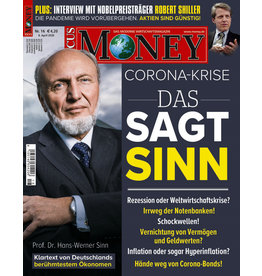 FOCUS-MONEY Corona-Krise: Das sagt Professor Sinn
