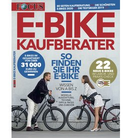 FOCUS Magazin E-Bike 01/2020 - Kaufberater