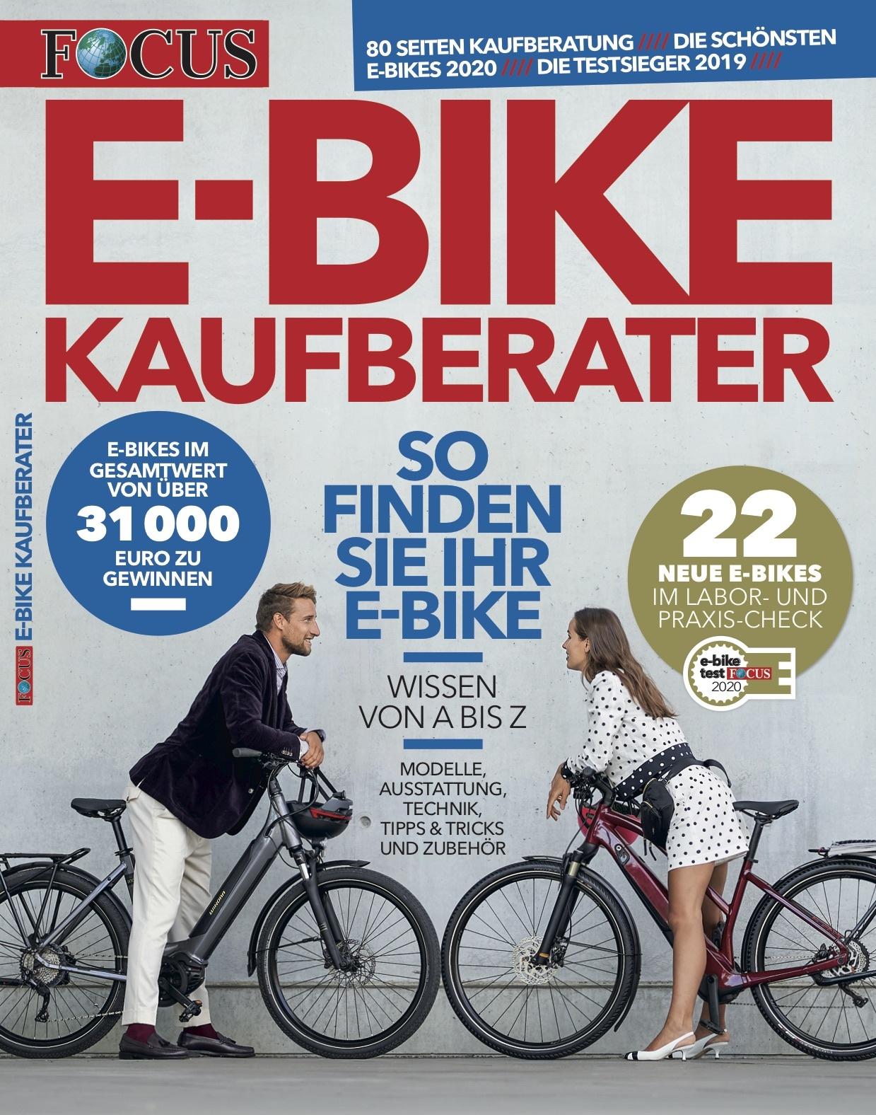 FOCUS E-Bike 01/2020  - Kaufberater