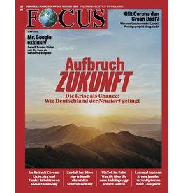 FOCUS Magazin Aufbruch Zukunft