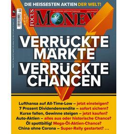 FOCUS-MONEY Verrückte Märkte, verrückte Chancen: Die heißesten Aktien der Welt!