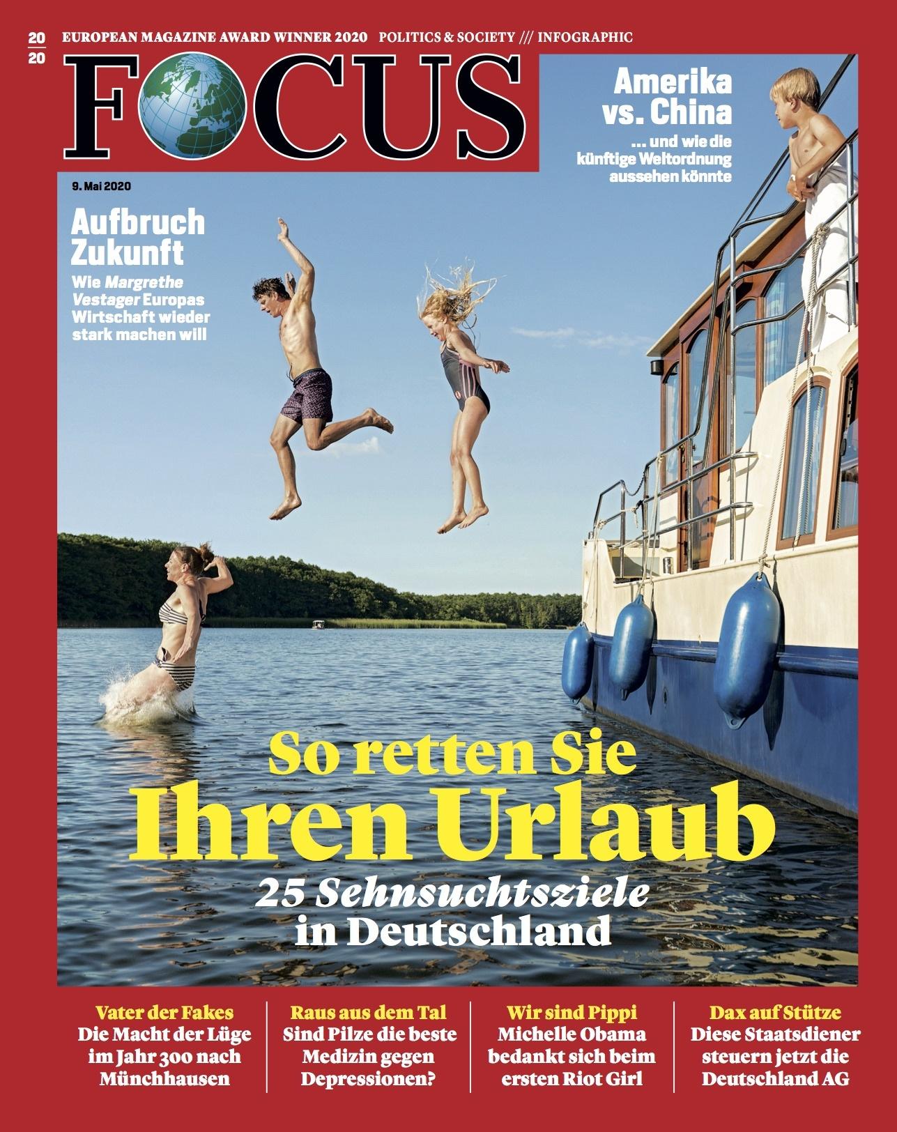 FOCUS Magazin FOCUS Magazin - So retten Sie Ihren Urlaub