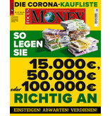 FOCUS-MONEY FOCUS MONEY – So legen Sie 15.000, 50.000 oder 100.000 Euro richtig an