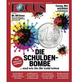 FOCUS Magazin Die Schuldenbombe