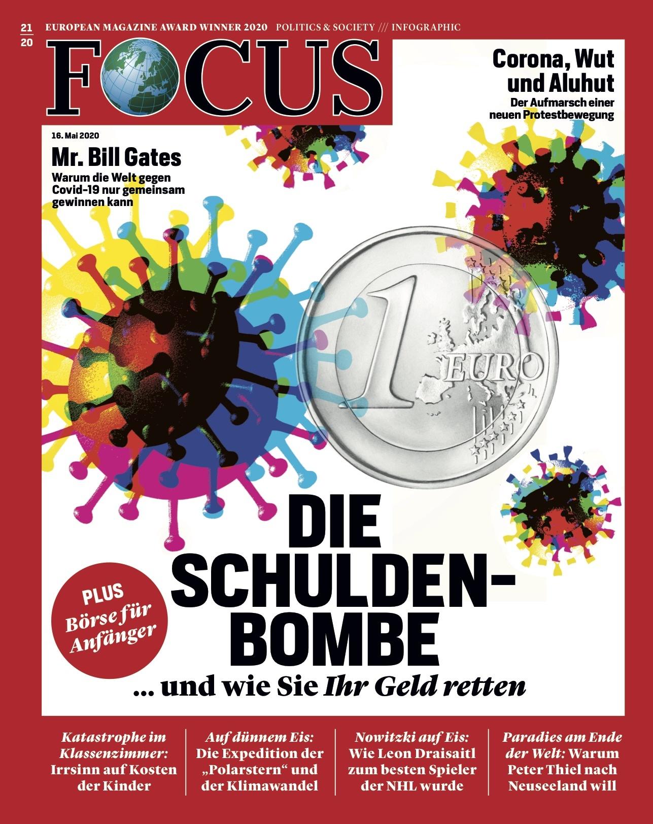 FOCUS Magazin FOCUS Magazin - Die Schuldenbombe