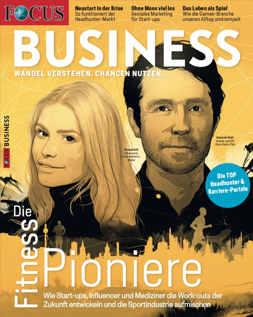 FOCUS-BUSINESS FOCUS Business - Gehalt & Karriere 2020