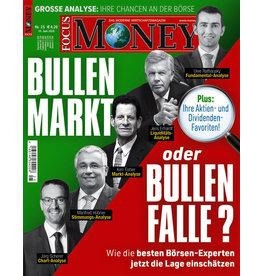 FOCUS-MONEY Bullenmarkt oder Bullenfalle? Das sagen die besten Börsenexperten