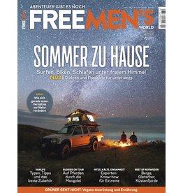 FREE MEN'S WORLD Sommer zu Hause
