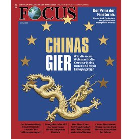 FOCUS Magazin Chinas Gier