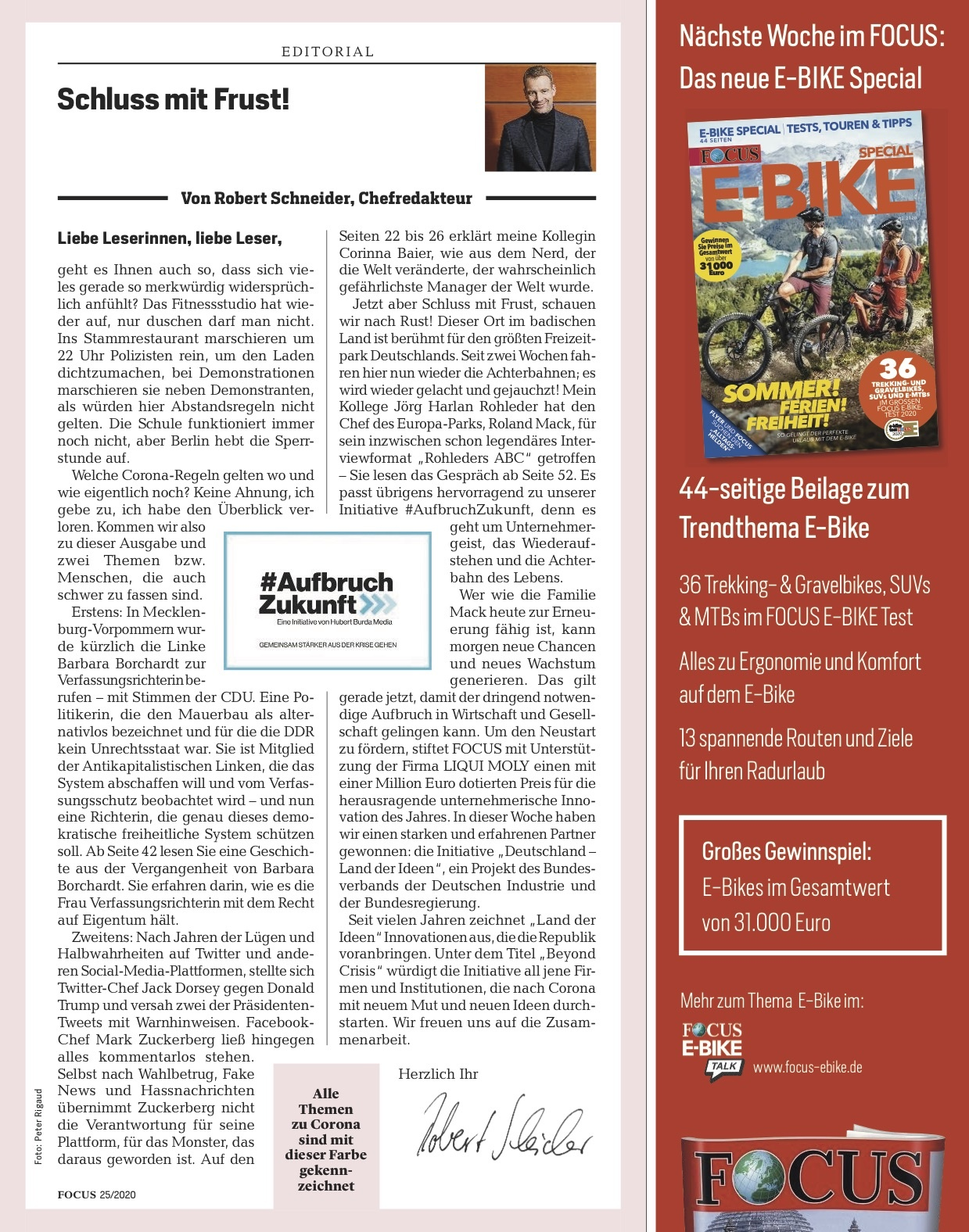 FOCUS Magazin FOCUS Magazin - Chinas Gier