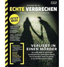 FOCUS Magazin Echte Verbrechen Nr. 01/2020