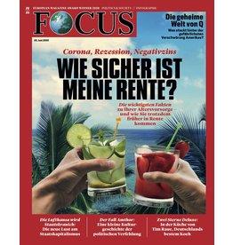 FOCUS Magazin Wie sicher ist meine Rente?