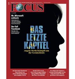 FOCUS Magazin Das letzte Kapitel