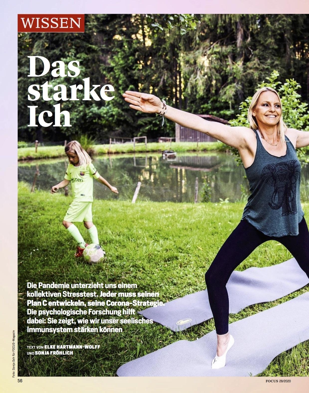 FOCUS Magazin FOCUS Magazin - Das starke Ich