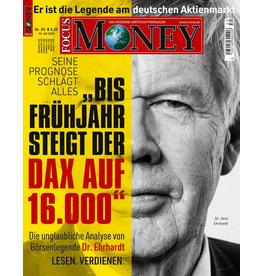FOCUS-MONEY Bis Frühjahr steigt der Dax auf 16000
