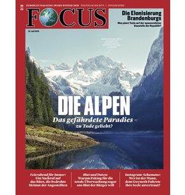 FOCUS Magazin Die Alpen