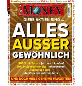FOCUS-MONEY Diese Aktien sind...alles außer gewöhnlich