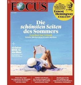 FOCUS Magazin Die schönsten Seiten des Sommers
