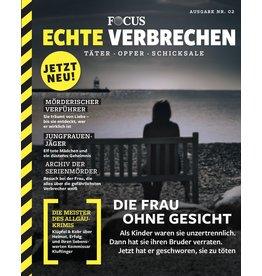 FOCUS Magazin Echte Verbrechen Nr.  02/2020