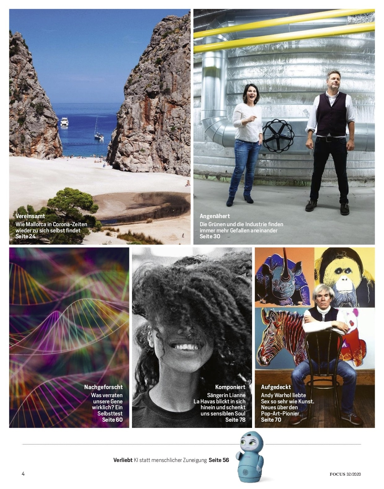 FOCUS Magazin FOCUS Magazin - Die Macht der Ideen
