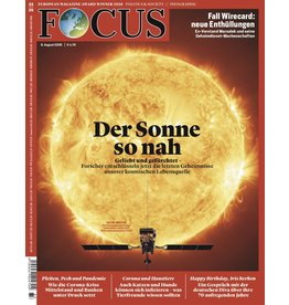 FOCUS Magazin Der Sonne so nah
