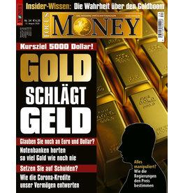 FOCUS-MONEY Kursziel 5000 Dollar! Gold schlägt Geld