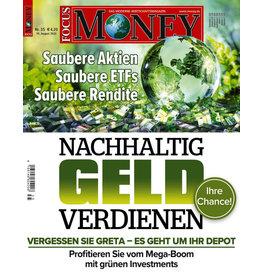 FOCUS-MONEY Nachhaltig Geld verdienen: Ihre Chance!