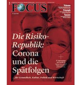 FOCUS Magazin Die Risiko-Republik: Corona und die Spätfolgen