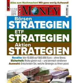 FOCUS-MONEY Geniale Reichmach-Strategien