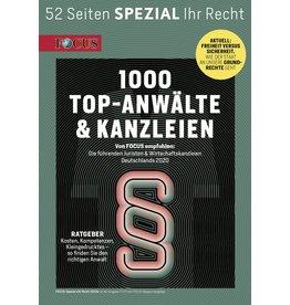 FOCUS-SPEZIAL Deutschlands Top-Anwälte 2020