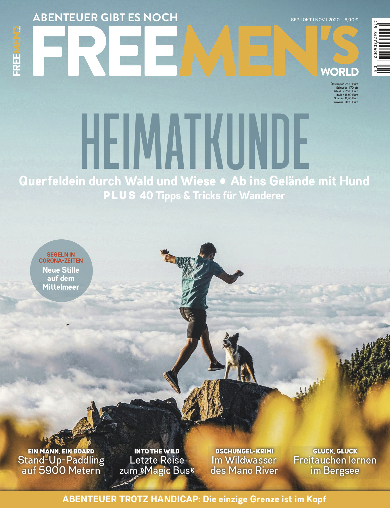FREE MEN'S WORLD FREE MEN'S WORLD - Heimatkunde