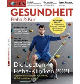 FOCUS-GESUNDHEIT Die besten Reha-Kliniken 2021