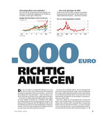FOCUS-MONEY FOCUS MONEY – So legen Sie 15.000, 50.000 oder 100.000 Euro richtig an.