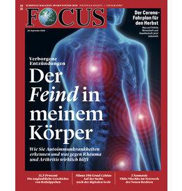 FOCUS Magazin Der Feind in meinem Körper
