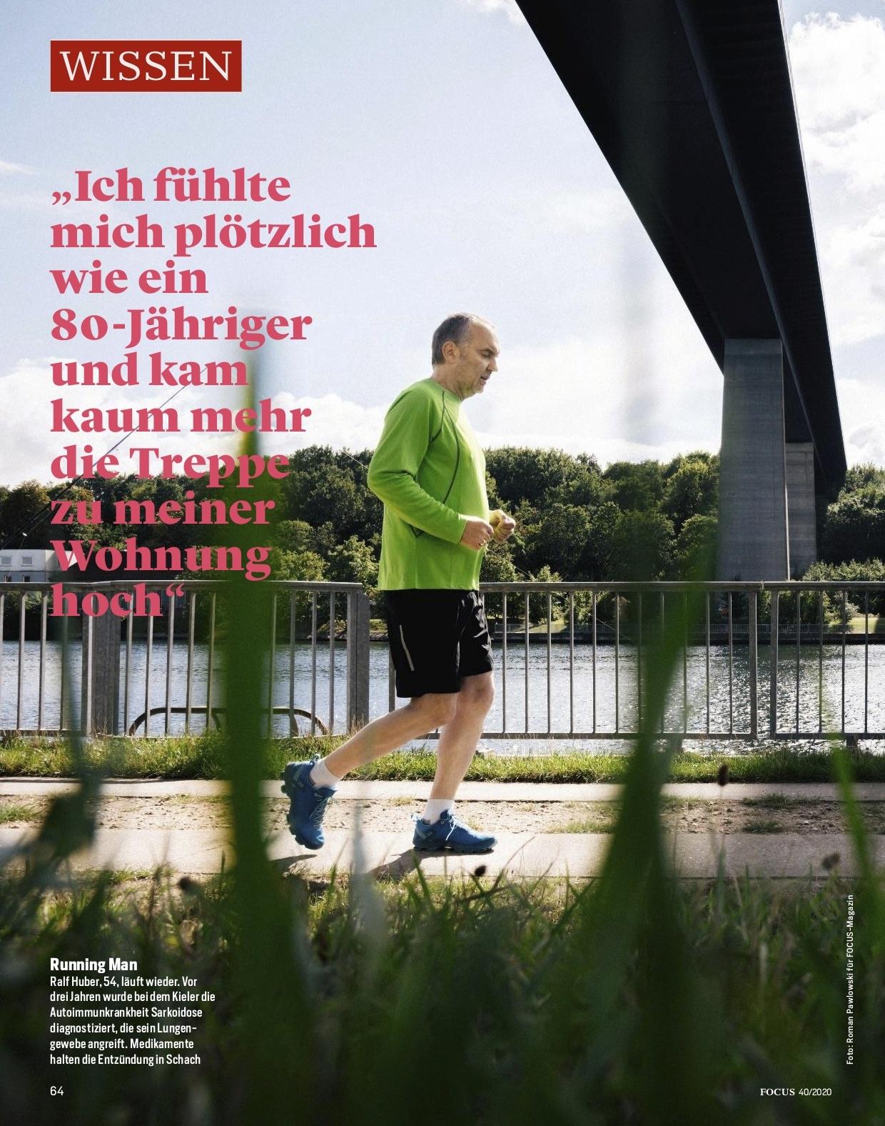 FOCUS Magazin FOCUS Magazin - Der Feind in meinem Körper