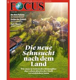 FOCUS Magazin Die neue Sehnsucht nach dem Land