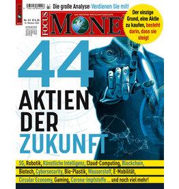 FOCUS-MONEY 44 Aktien der Zukunft