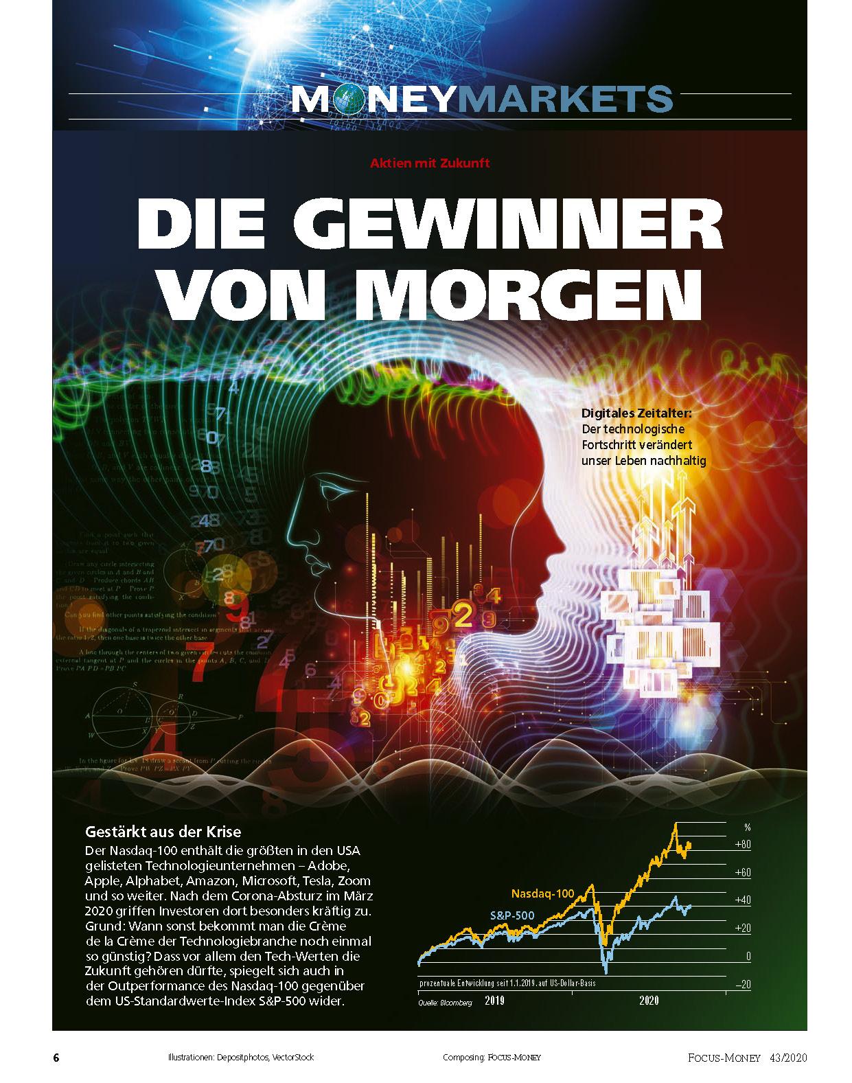 FOCUS-MONEY FOCUS MONEY – 44 Aktien der Zukunft