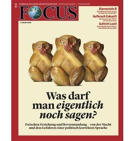 FOCUS Magazin Was darf man eigentlich noch sagen?