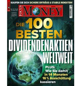 FOCUS-MONEY Die 100 besten Dividendenaktien weltweit
