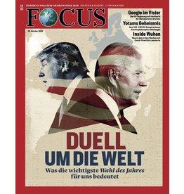 FOCUS Magazin Duell um die Welt