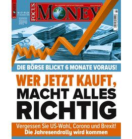 FOCUS-MONEY Wer jetzt kauft, macht alles richtig!