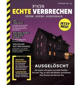 FOCUS Magazin Echte Verbrechen Nr. 03/2020