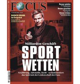 FOCUS Magazin Sportwetten