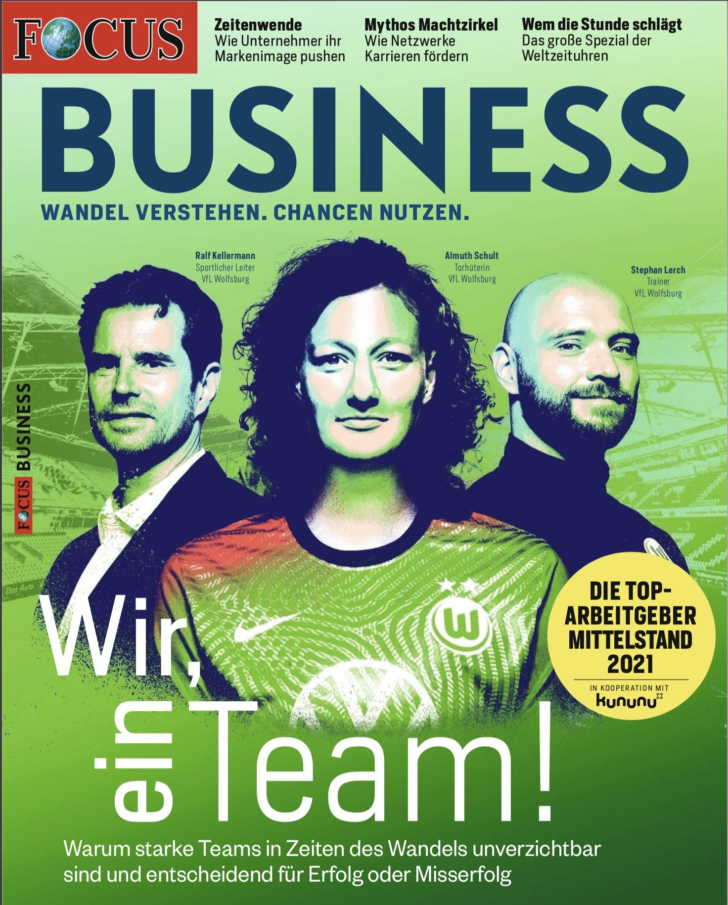 FOCUS-BUSINESS FOCUS BUSINESS - Mittelstand 2021