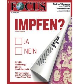 FOCUS Magazin Impfen?