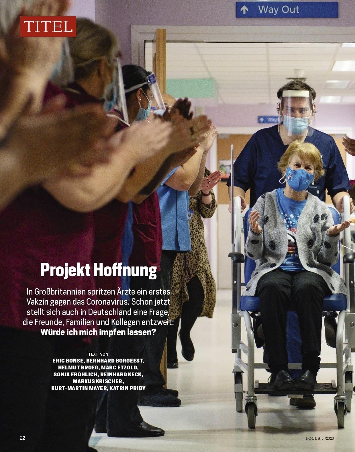 FOCUS Magazin FOCUS Magazin - Impfen?