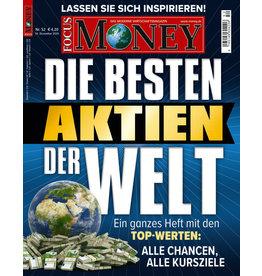 FOCUS-MONEY Die besten Aktien der Welt: Ein ganzes Heft mit Top-Werten