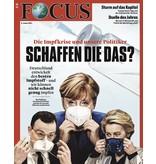 FOCUS Magazin FOCUS Magazin - Schaffen die das?