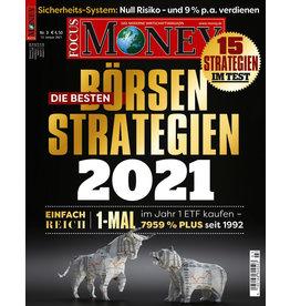 FOCUS-MONEY Die besten Börsenstrategien 2021